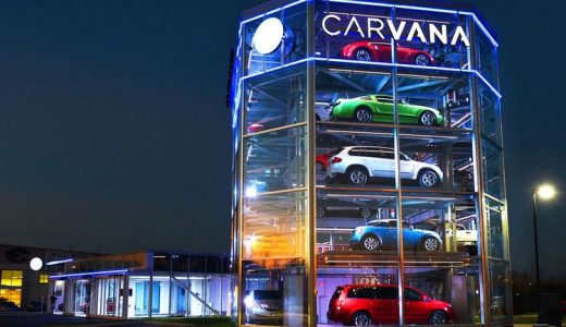 carvana machine
